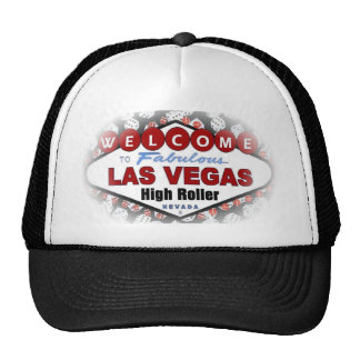Las Vegas High Roller Cap Trucker Hat