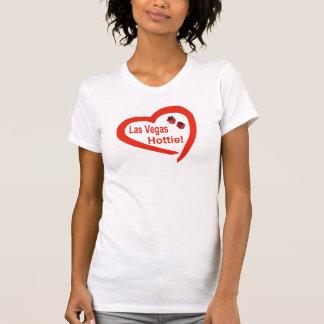 Las Vegas Hottie Ladies AA Reversible Sheer Top Tee Shirts