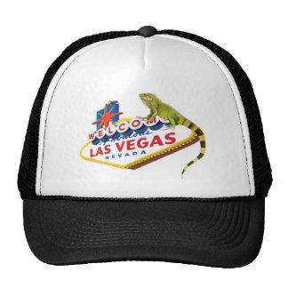 Las Vegas Iguana Cricket Cap
