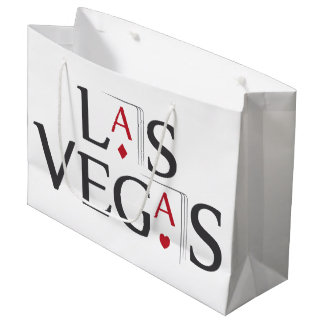 Las Vegas Large Gift Bag