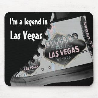 Las Vegas Legend Mouse Mat