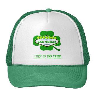 Las Vegas Luck of the Irish Cap