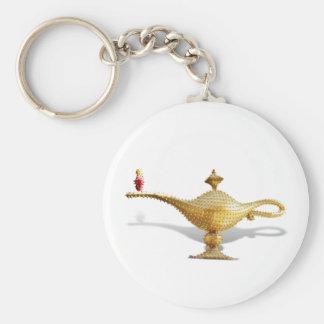 Las Vegas Magic Lamp Key Ring