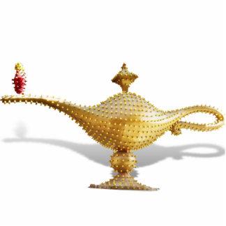 Las Vegas Magic Lamp Acrylic Cut Out