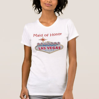 Las Vegas Maid of Honor Tee