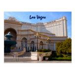 Las Vegas Monte Carlo Postcards