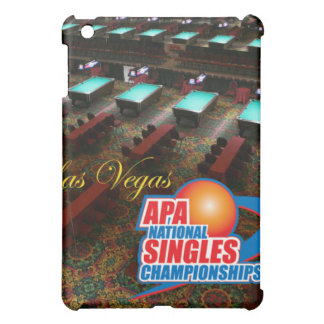 Las Vegas National Singles Championships Cover For The iPad Mini