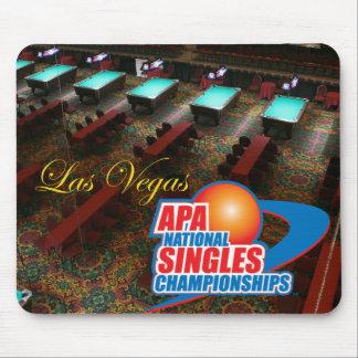 Las Vegas National Singles Championships Mouse Mat