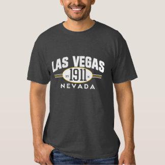 LAS VEGAS NEVADA 1911 City Incorporated tee