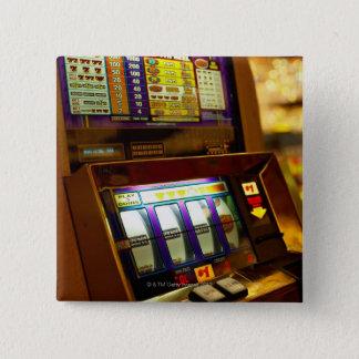 Las Vegas, Nevada 2 15 Cm Square Badge
