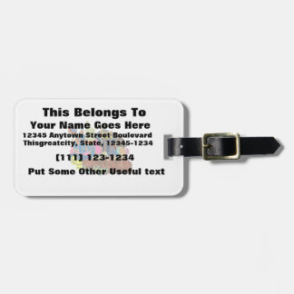 las vegas nevada 3 watercolor city graphic.png luggage tag
