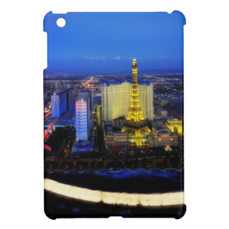 Las Vegas Nevada City Cities Urban Night Evening Case For The iPad Mini