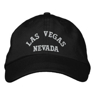 LAS VEGAS, NEVADA EMBROIDERED HATS