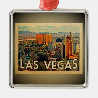 Las Vegas Nevada Ornament Vintage Travel