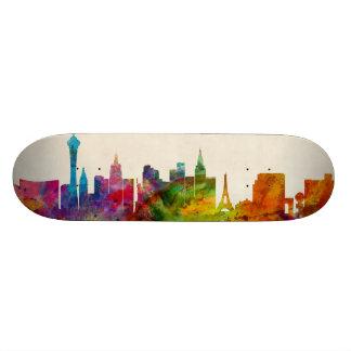 Las Vegas Nevada Skyline Skate Decks