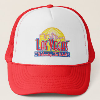 Las Vegas, Nevada Travel Baseball Hat