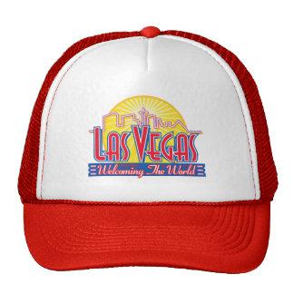 Las Vegas, Nevada Travel Baseball Hat