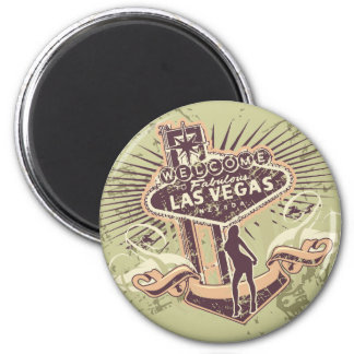 Las Vegas Nevada Tshirts and Gifts Magnet