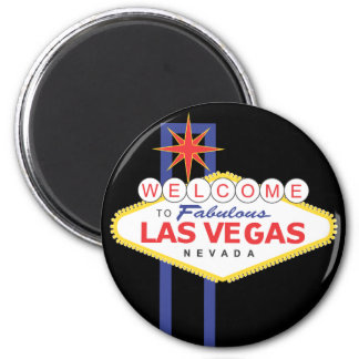 Las Vegas Nevada Vacation Travel Magnet