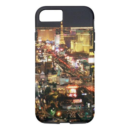 Las Vegas Night Skyline iPhone 7 case