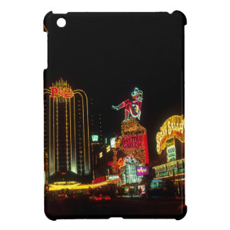 Las Vegas Night Time Neon Lights Casinos Sign Cover For The iPad Mini