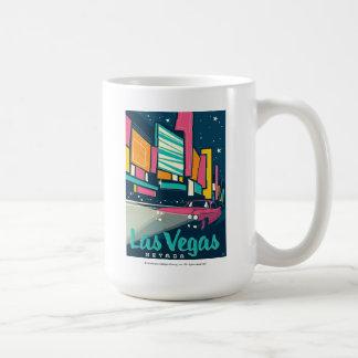 Las Vegas, NV Basic White Mug