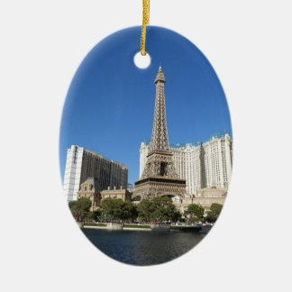 Las Vegas - Paris Paris Christmas Ornament