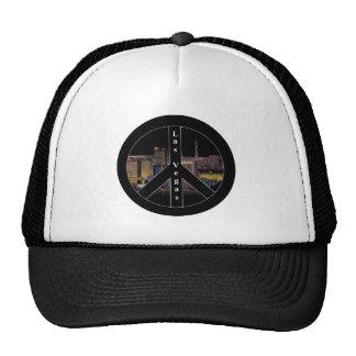 Las Vegas Peace Trucker s Cap Trucker Hats