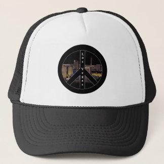 Las Vegas Peace Trucker's Cap