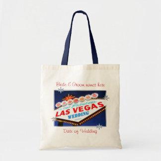Las Vegas Personalized Wedding Bag
