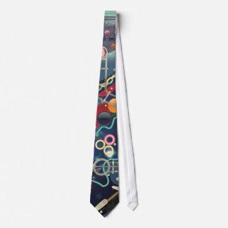 Las Vegas Pinball Machine Tie