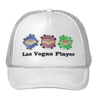 Las Vegas Player Cap Trucker Hat