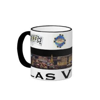 Las Vegas Player s Mug