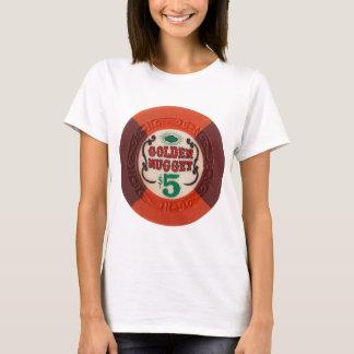 Las Vegas Poker Chip Casino Gambling Obsolete T-Shirt