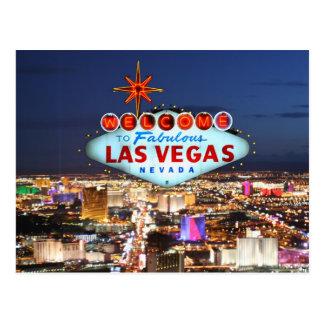 Las Vegas Post Card