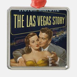 Las Vegas poster Christmas Ornament