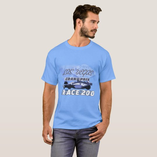 Las Vegas Race Car Grand Prix T-Shirt
