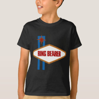 Las Vegas Ring Bearer T-Shirt