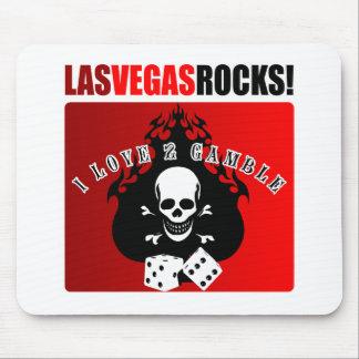 Las Vegas Rocks! Mousepads