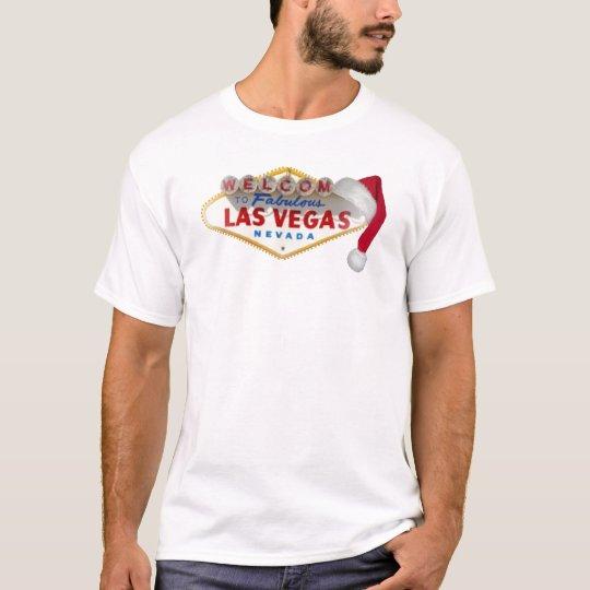 Las Vegas Santa Tee