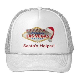 "Las Vegas ""Santa's Helper! Hat"