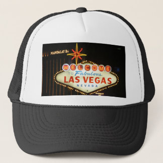 Las Vegas Sign Hat