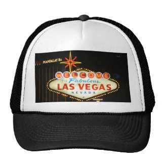 Las Vegas Sign Hat