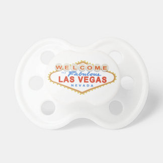 Las Vegas Sign Pacifier