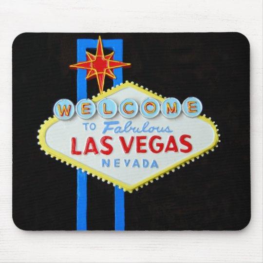 Las Vegas Sign Solo Mouse Mat