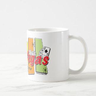 Las-Vegas-Sin-City Basic White Mug