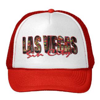 Las Vegas Sin City Cap