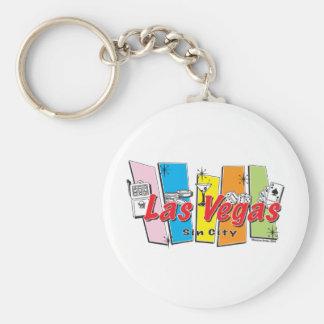 Las-Vegas-Sin-City Key Ring