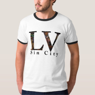 Las Vegas - Sin City T-Shirt