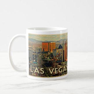 Las Vegas Skyline Coffee Mugs